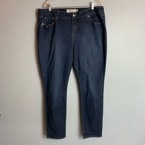 ALMOST BRAND NEW TORRID JEANS SIZE 18R